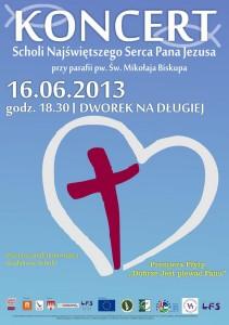 Plakat Schola zm