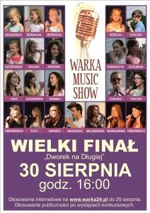Plakat finalu MWS3