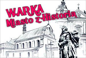 baner_Warka Miasto z Historią