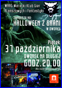 Halloween w Dworku