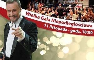 Koncert niepodległościowy - baner JPEG