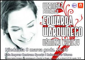 Plakat Warowny Edek - otwarcie
