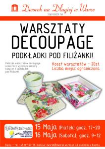 Plakat ROBOTKOWO - Podkładki