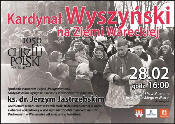 Wyszynski plakat ZM