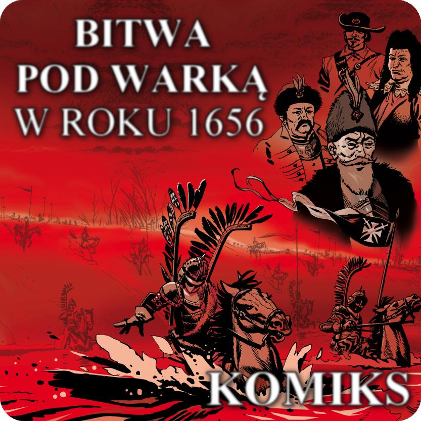 Bitwa pod Warką w roku 1656