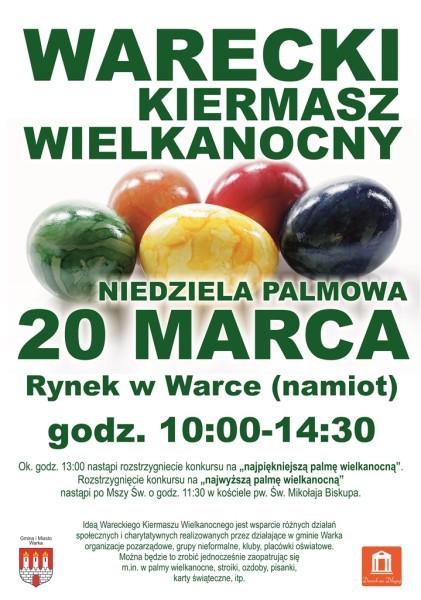 Plakat KIERMASZ - ZM