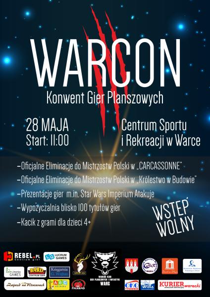 PLAKAT WARKON 3 - v6