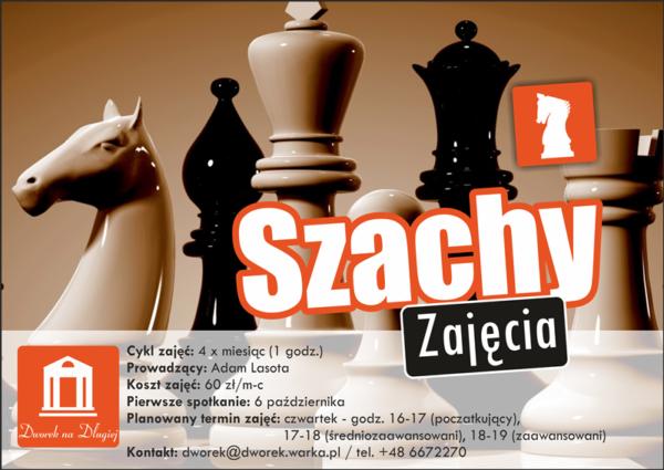 szachy plakat zm
