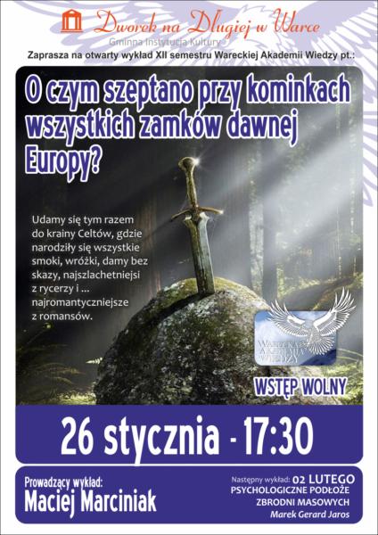 Plakat WAW - 3