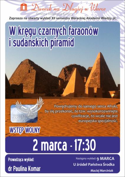 Plakat WAW - 7