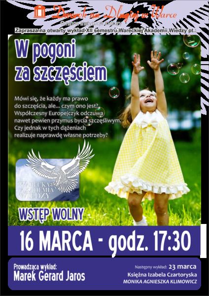 Plakat WAW -XII 8