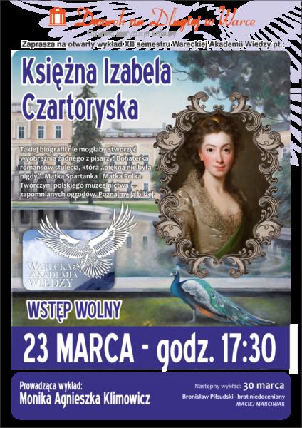 Plakat WAW -XII 9