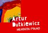 "Artur Dutkiewicz Trio & Jorgos Skolias ""Hendrix Piano"""
