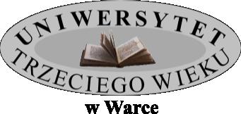 Wernisaż prac członków Uniwersytetu Trzeciego Wieku w Warce